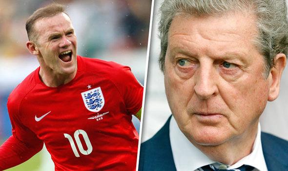 Roy Hodgson wayne rooney