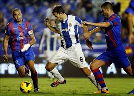 Prediksi Bola Levante vs Espanyol 16 April 2016