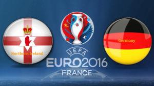 Prediksi Irlandia Utara vs Jerman 21 Juni 2016